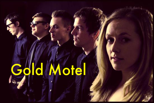 A Conversation with Gold Motel