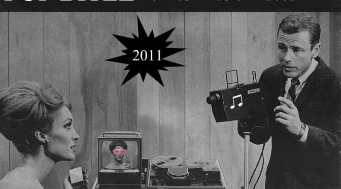 Top 25 Music Videos 2011
