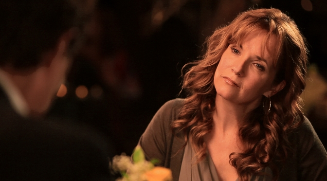 Lea Thompson Has No Trouble with the Truth