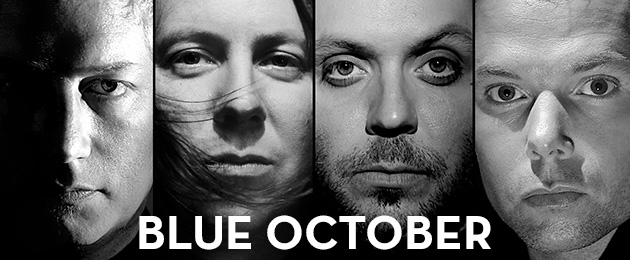 Bleed Out- Blue October