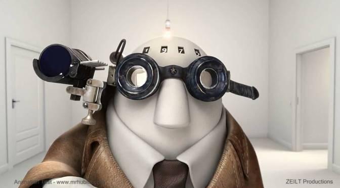 Oscar Winner, Best Animated Short- Mr. Hublot