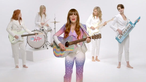 Video of the Week- Jenny Lewis, Just One of the Guys