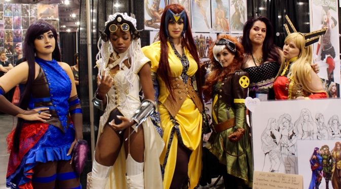 The 2015 Phoenix Comicon