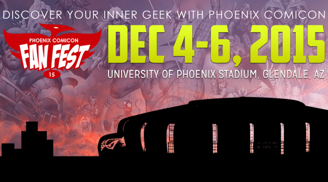 Behind the Scenes: Phoenix Fan Fest 2015
