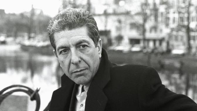 Video of the Week- Leonard Cohen, You Want it Darker