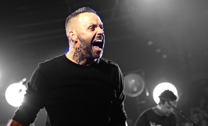 Pop Shots- Blue October, Phoenix, AZ 5/12/17