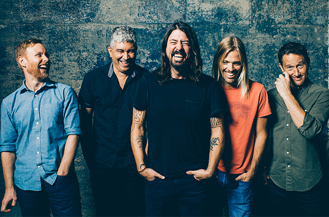 Video of the Week, Foo Fighters-Run