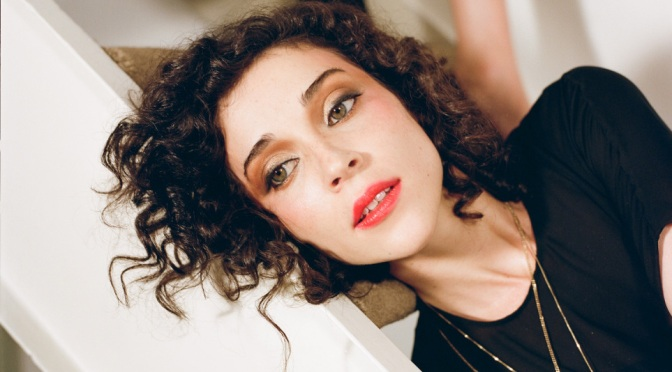 Video of the Week: St. Vincent- New York